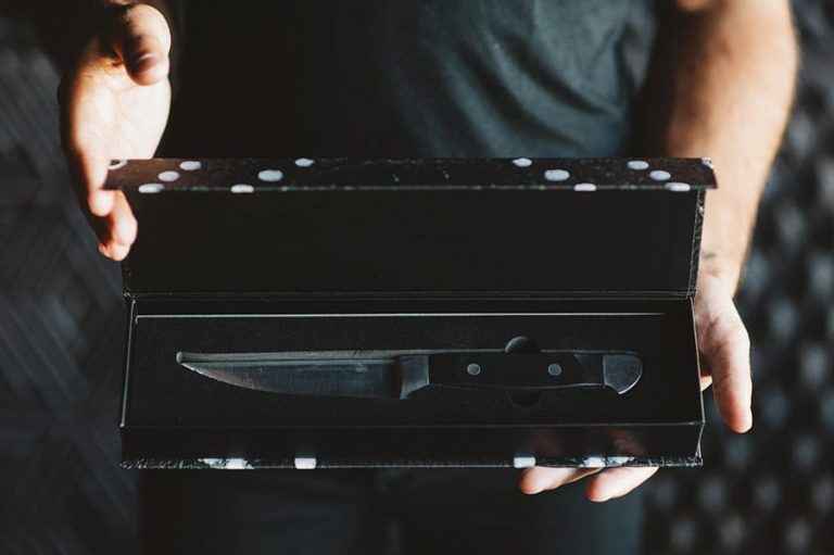 Single Knife Gift Box