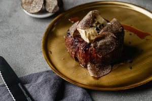 Angus Fillet 250g with Truffle